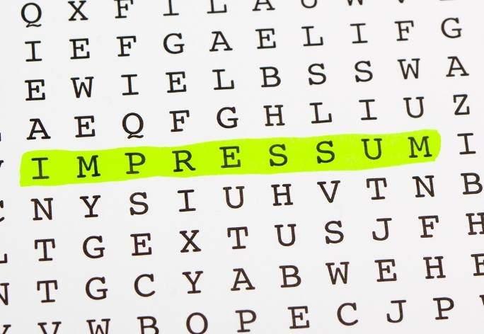 Impressum for your business
