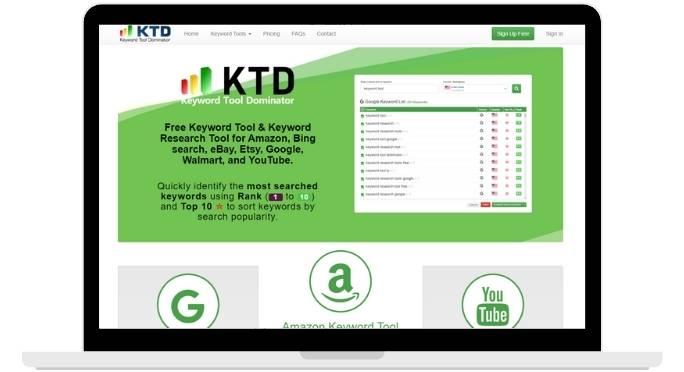 Keyword Tool Dominator Longtail Keyword Research Tool