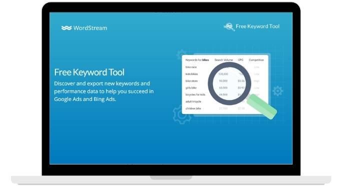 WordStream Free Keyword Research Tool