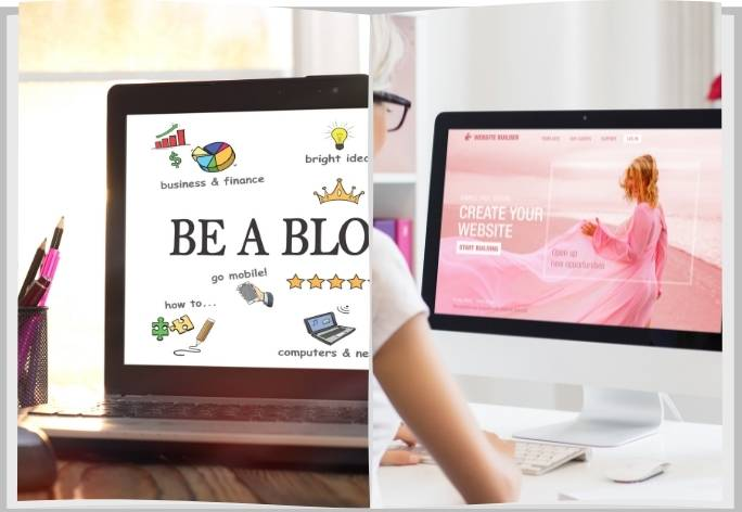 blogging mistake 1 Using Wix Weebly Squarespace instead of WordPress